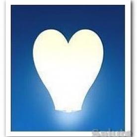 Серце без малюнка