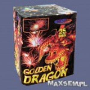 25-зарядні салютні установки - Golden Dragon