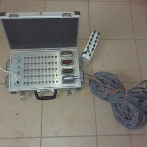 Ручний пульт запуску(100 каналів +кабеля)