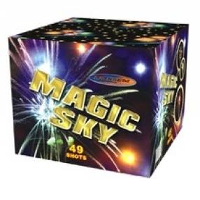 49-зарядні салютні установки - MAGIC SKY
