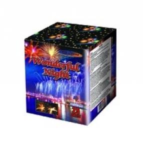 25-зарядні салютні установки - Wonderful Night