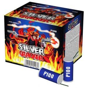 SILVER CRACKER P100