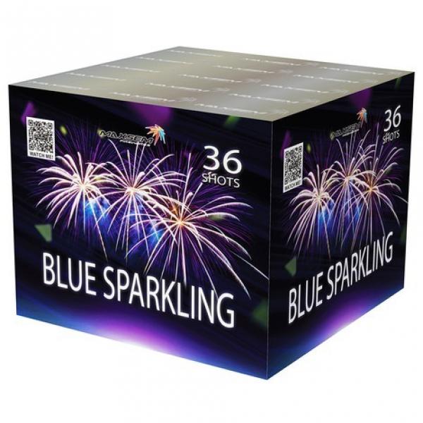 BLUE SPARKLING