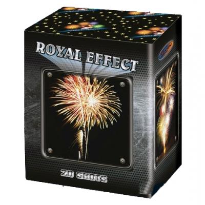 25-зарядні салютні установки - Royal Effect
