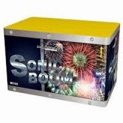 Sonic Boom MC125