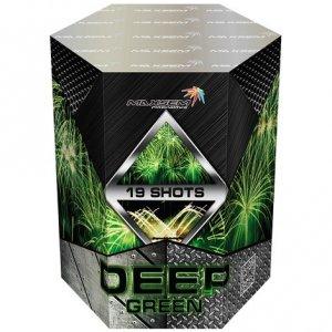 19-зарядні салютні установки - DEEP GREEN