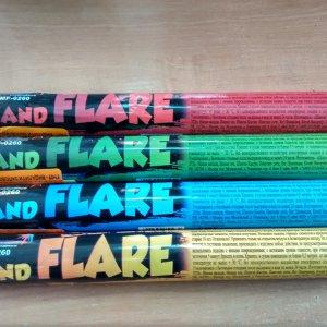 Фаєра - Hand Flare