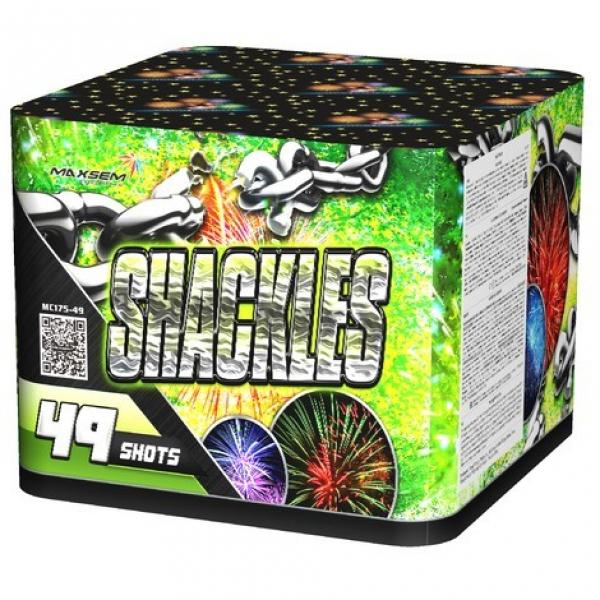 49-зарядні салютні установки - SHACKLES