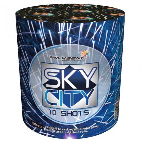 SKY CITY BLUE