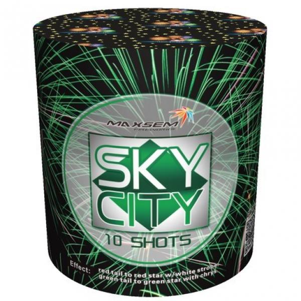 SKY CITY GREEN