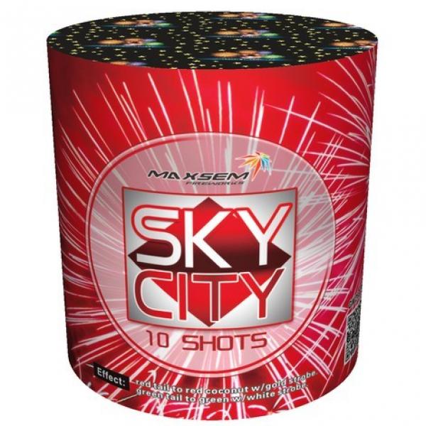 SKY CITY RED